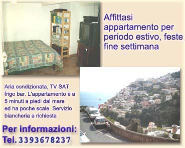 Affittasi appartamento positano appartamento positano for Affittasi appartamento asiago