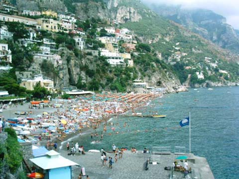 Amalfi Coast Hotel, with wonderful view terrace