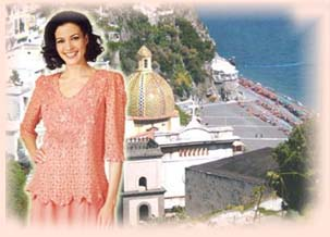 Positano fashion, italian version